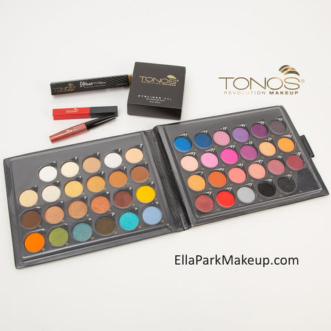 Tonos Revolution Makeup \ Ella Park Makeup & Beauty Giveaway Prize Pack