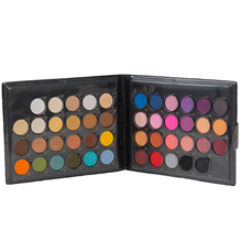 46 Shade Eyeshadow Palette by TONOS. Cruelty Free Makeup.