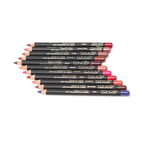 Vegan Lip Liner Pencil by TONOS. Cruelty Free Makeup.