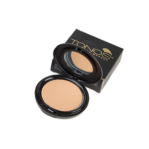 Pankey Compact Foundation by TONOS. Cruelty-free makeup.