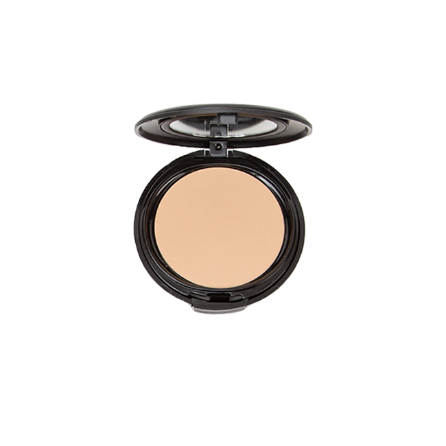 Full Coverage Pressed Powder Compact by TONOS Revolution Makeup