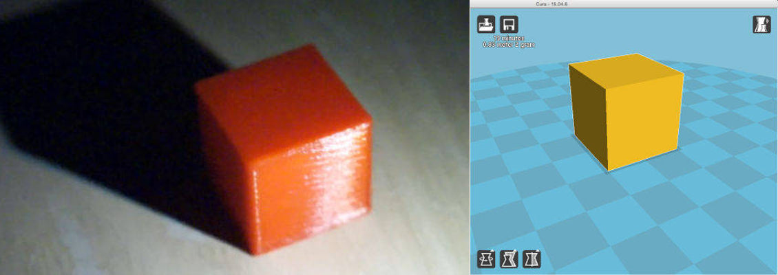 How to print a calibration cube? - BotFeeder Canada