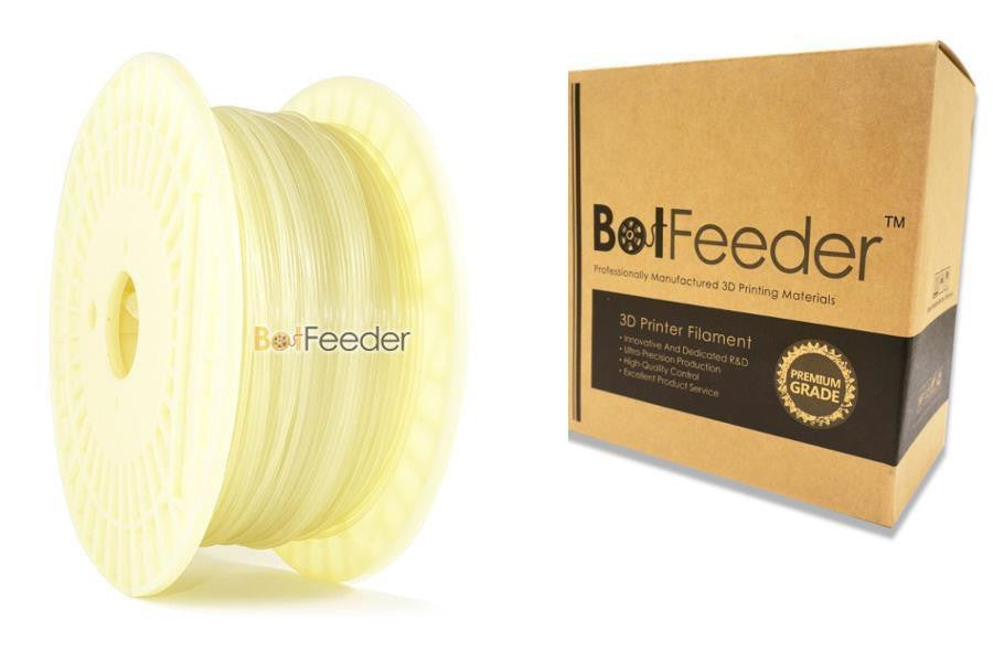BotFeeder Filaglow Glow in the Dark Natural Filament in the Box