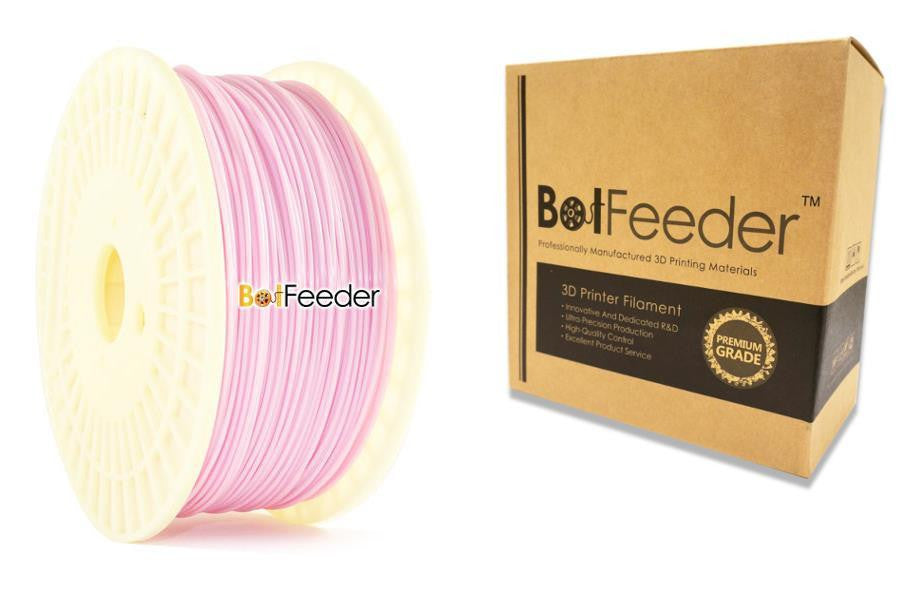 BotFeeder PLA Macaron Purple Filament in the Box