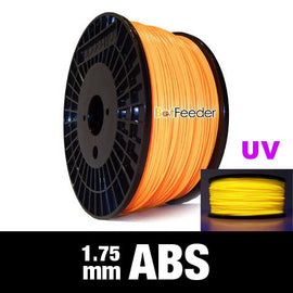 1kg ABS Filament 1.75mm – Fluorescent Orange
