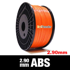 1kg ABS Filament 2.90mm – Orange