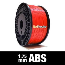 1kg ABS Filament 1.75mm – Red