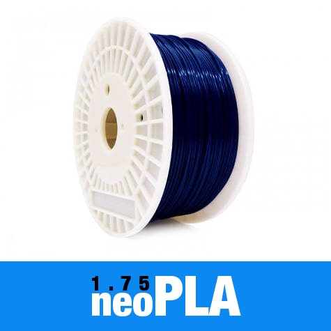 1kg neoPLA Filament 1.75mm – Night Blue