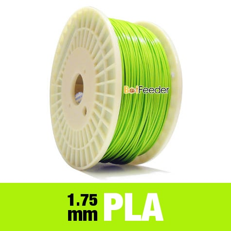 1kg PURE PLA Filament 1.75mm – Apple Green