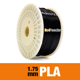 1kg PLA Filament 1.75mm – Jet Black