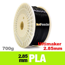 700g PURE PLA Filament 2.85mm – Black