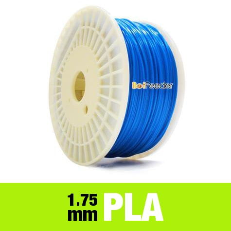 1kg PURE PLA Filament 1.75mm – Blue