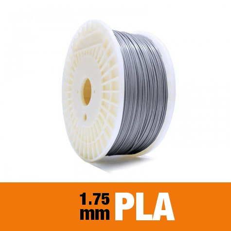 1kg PLA Filament 1.75mm – Gray