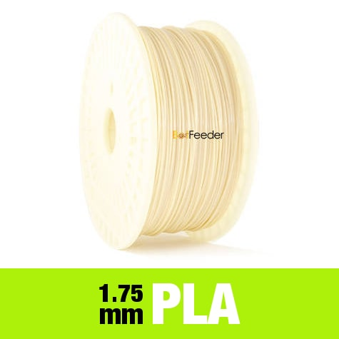 1kg PURE PLA Filament 1.75mm – Light Tan (Skin)
