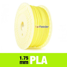 1kg PURE PLA Filament 1.75mm – Macaron Yellow