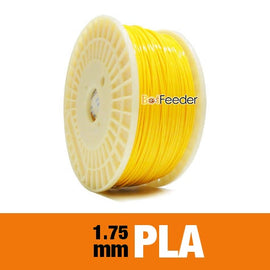 1kg PLA Filament 1.75mm – Lemon Yellow