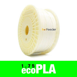 1kg ecoPLA Filament 1.75mm – White