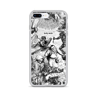 INFERNAL iPhone Case