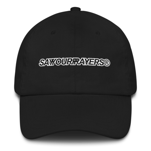 SAYYOURPRAYERS® Dad Cap
