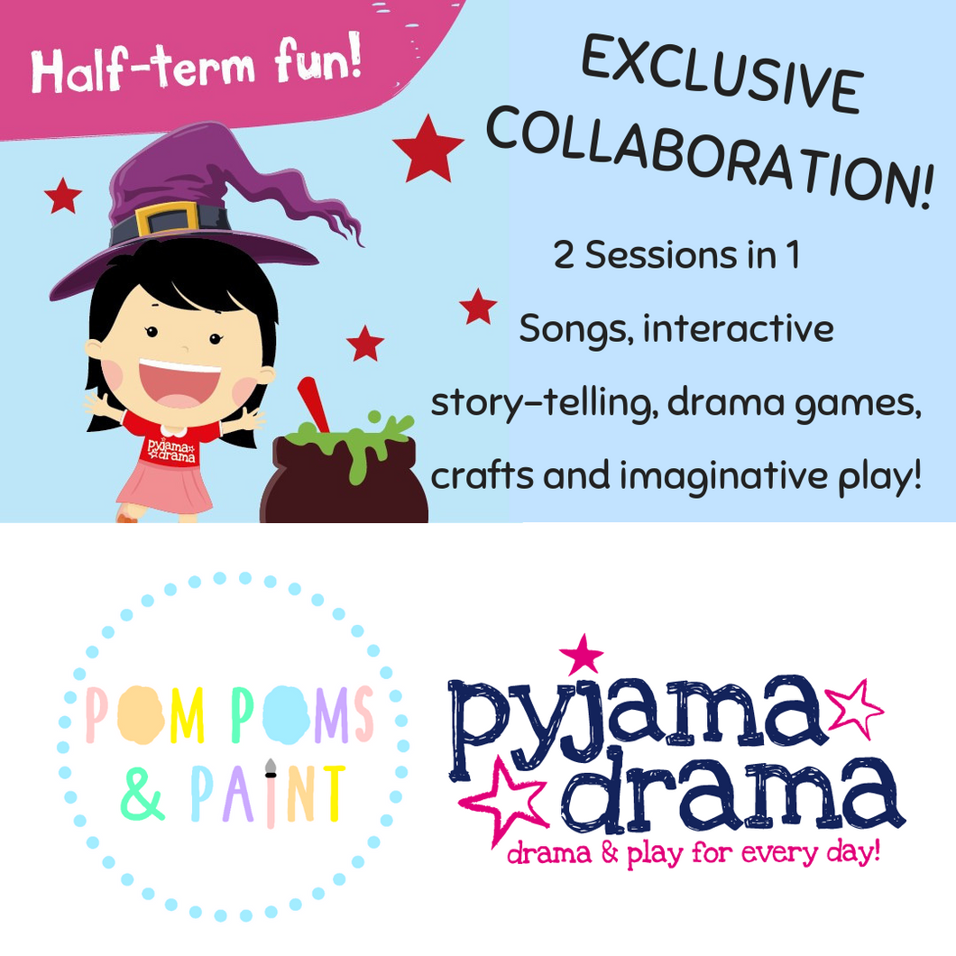 EXCLUSIVE Pyjama Drama Collaboration - The Real Witch