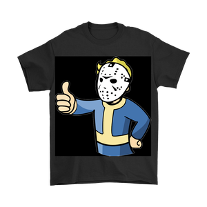 Fall Out Boy - Jason Friday the 13th Mash-Up T Shirt