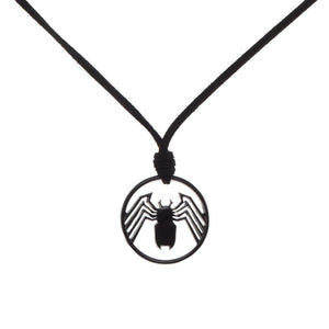 Venom Spider Jewelry Necklace