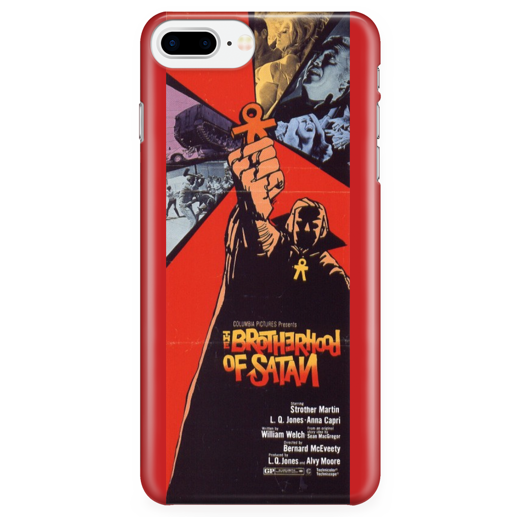 Brotherhood of Satan iPhone case