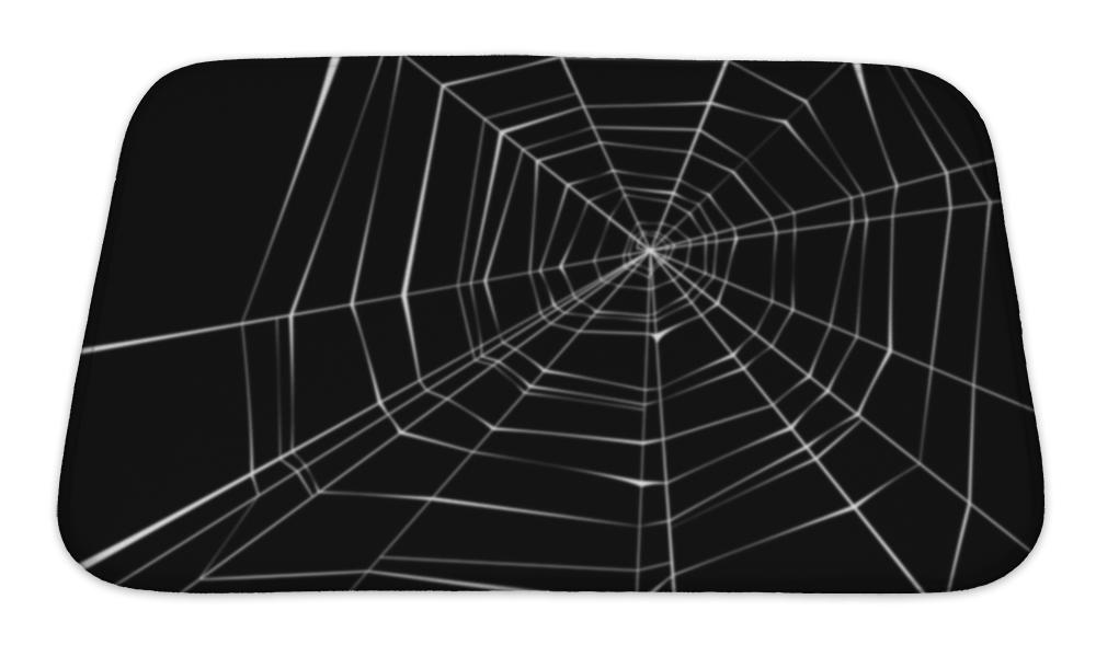 Bath Mat, Spider Web