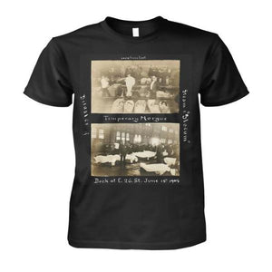 Disaster of the Steamer Slocum - t shirt Unisex Cotton Tee