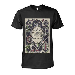 The Magic of Herbs Unisex Cotton Tee