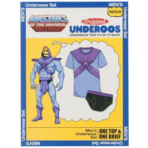 Masters Of The Universe Skeletor Underoos