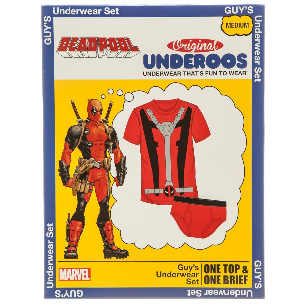 Marvel Deadpool Underoos