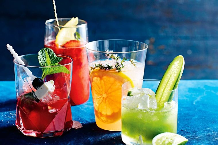 Three Must-try Cocktails