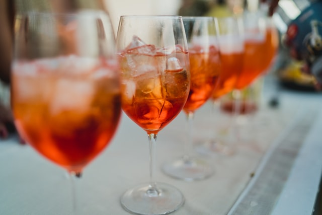 World Cocktail Week: Italian Liqueur Cocktails