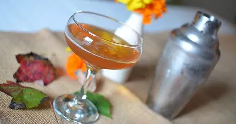 Maple Leaf Cocktail