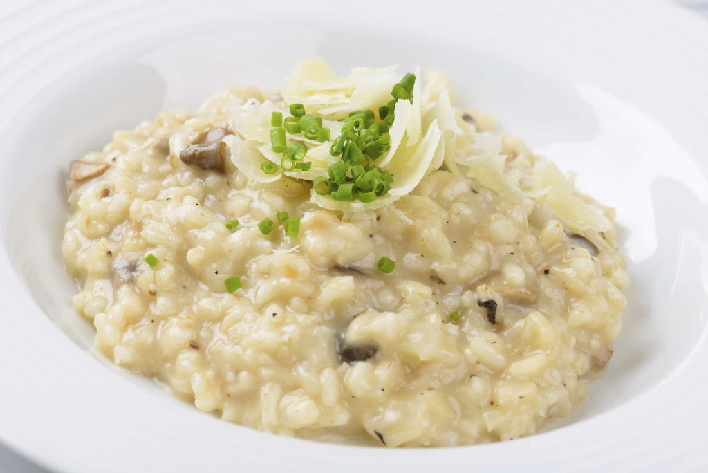 The Royal Wedding Themed Risotto