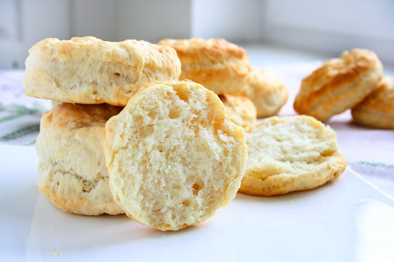 Real Irish Scones
