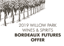 Bordeaux Futures 2019
