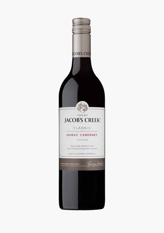 Jacob's Creek Shiraz/Cabernet-Wine