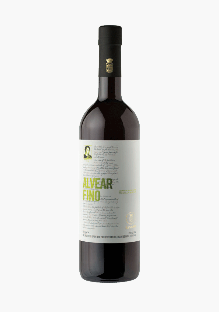 Alvear's Fino Sherry-Fortified-abc