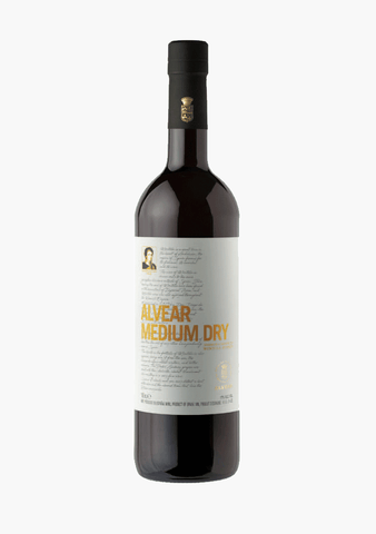 Alvear Medium Dry-Fortified