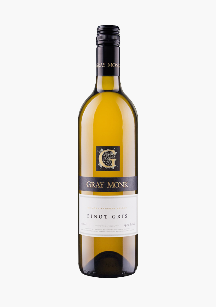 Gray Monk Pinot Gris-Wine