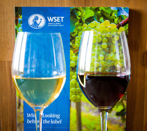 WSET Level 2 Award in Wines (QCF) - In-Person