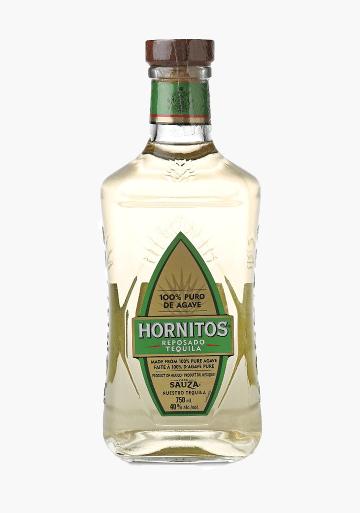 Sauza Hornitos Reposado-Spirits