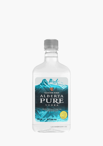 Alberta Pure Vodka-Spirits