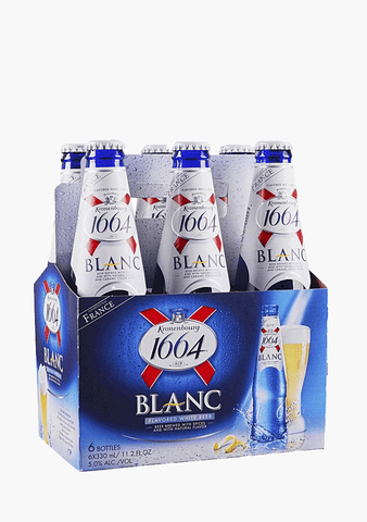 Kronenbourg 1664 Blanc - 6 x 330 ml-Beer