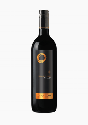 Copper Moon Merlot-Wine