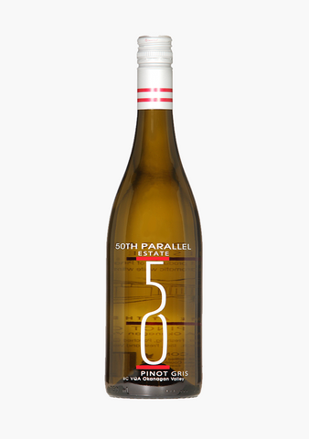 50th Parallel Estate Pinot Gris-Wine