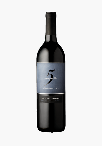 Mission Hill Five Vineyards Cabernet Merlot-Wine