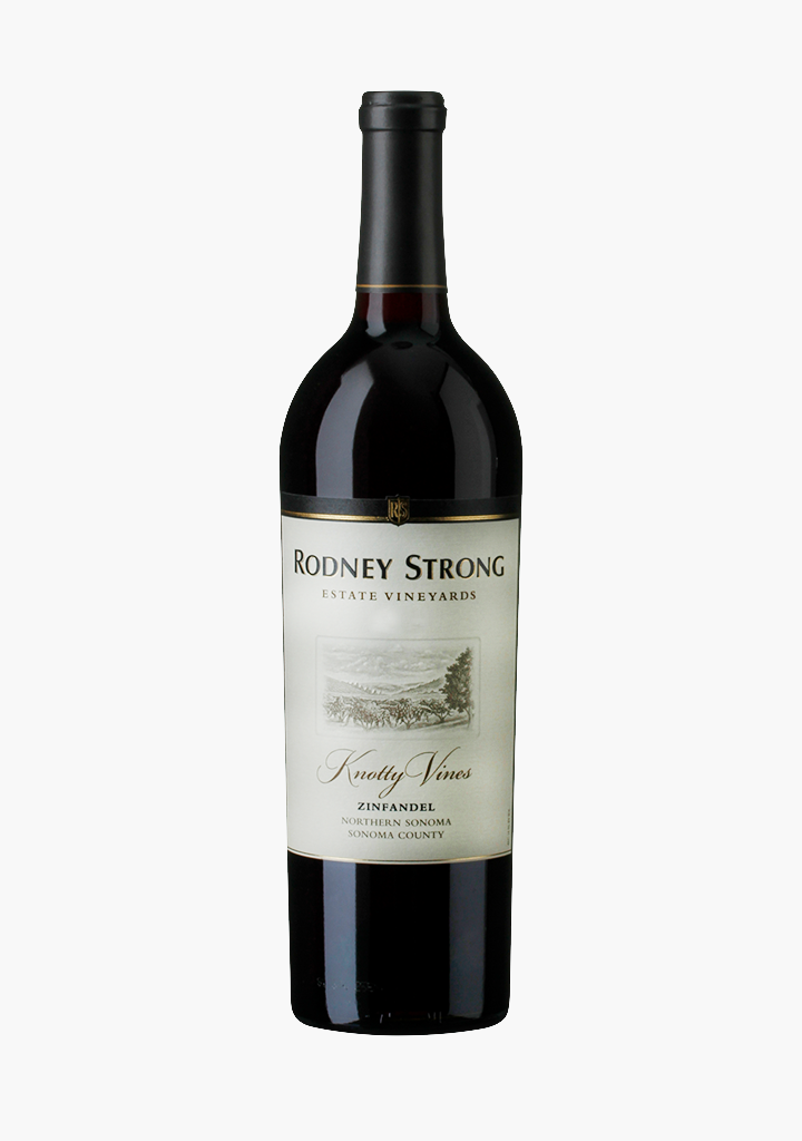 Rodney Strong Knotty Vines Zinfandel-Wine